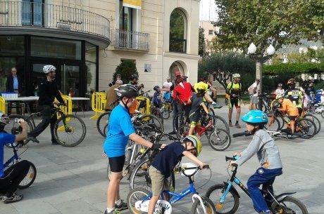 Imatge ruta ciclista