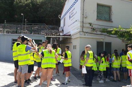 Més de 200 alumnes visiten les instal·lacions de la CMO
