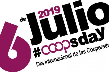 Logo del Dia Internacional de les Cooperatives 2019