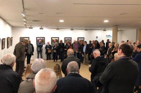 Exposició Pere Bernadó