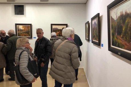 Exposició Olesa i l'aigua