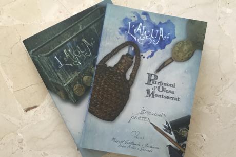 """Llibres """"L'Aigua, patrimoni d'Olesa de Montserrat"""""""